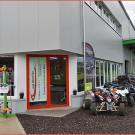 Gantrisch Quad Tours neu eröffnet: Genügend Parkplätze.