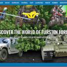 Neu gestaltete Fursten Forest Webseite: mit direkten Auswahl-, Reservierungs- und Buchungs-Möglichkeiten