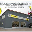 Nikolaus Ausstellung 2014: bei Quad Stadel Schwab am 6. Dezember