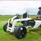 Elektro Traktor Kulan: preisgekröntes Projekt als Beitrag zur Gestaltung ländlicher Räume