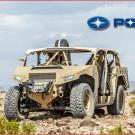 Militärfahrzeug Dagor: leichter, allradgetriebener Mannschafts-Transporter