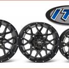 ITP Hurricane Felgen: formschöne Aluminium-Räder mit hoher Traglast für Utility-ATVs und Side-by-Sides
