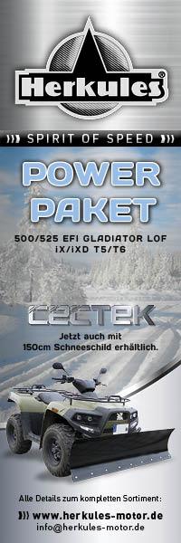 Herkules Motor / Cectek Power Paket 200x600