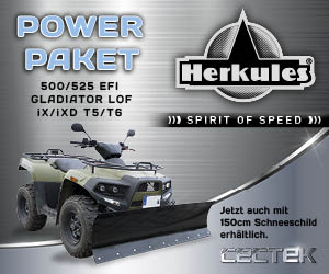 Herkules Motor / Cectek Power Paket 300x250