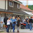 Schraubers Inn in Stockach: Selbsthilfewerkstatt und geführte Quadtouren