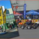 Hamburger Motorrad Tage 2015: ein Wochenende voll dröhnender Motoren