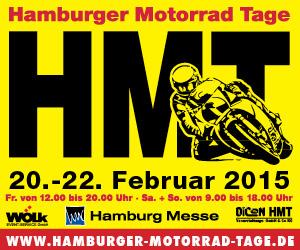 HMT Hamburger Motorrad Tage 2015