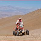 Sieben Jahre hat Rafal Sonik gekämpft: bei der Rallye Dakar 2015 gelang ihm der Gesamtsieg