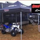 Quad und Cross Racing Team: sorgt für gute Stimmung im Fahrer-Lager