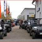 Stahl Gartengeräte Kommunaltechnik in Weiden: Seit 2005 Polaris Vertragshändler
