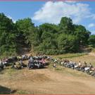 Quadsport Days 2015: gewissermaßen als Fortsetzung des legendären Suzuki LTZ Treffens nun als markenoffenes Treffen vom 14. bis 16. August 2015 in Roßbach Niederaula auf dem Gelände von Motorrad Service Hofmann