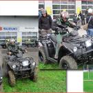 Kawasaki Probefahren 2015: am 21. und 22. März 2015 auf der Hauswiese der Auto Welt von Rotz AG in Münchwilen