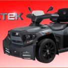 Cectek Power Paket 2015: die Cectek Quadrift T5 gibt´s mit Koffer und Windshield zum Aktionspreis von 7.799 Euro