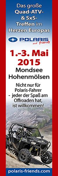 Polaris & Friends Treffen 2015