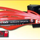 Speeds Handprotektoren: Schnelle und einfache Montage an möglichst vielen Quad-Modellen war das Ziel bei der Entwicklung