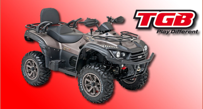 tgb blade 500 zum sonderpreis atv quad magazin. Black Bedroom Furniture Sets. Home Design Ideas