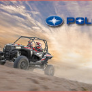 Polaris Modelljahr 2016, RZR XP Turbo EPS, Modell 2016: mit 144 PS stärkstes Side-by-Side am Markt