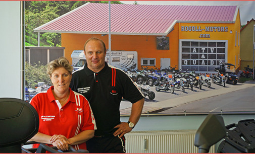 Renoviert: Rogoll Motors in Sondershausen