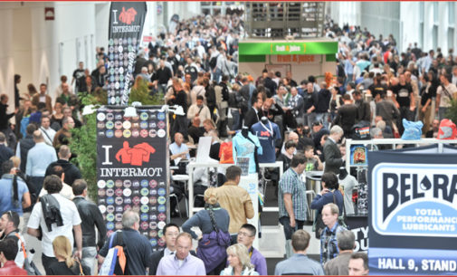 Come together, ride now: Intermot 2016
