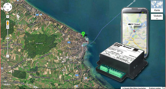 Tracking: GSM Scout GPS von wireless netcontrol