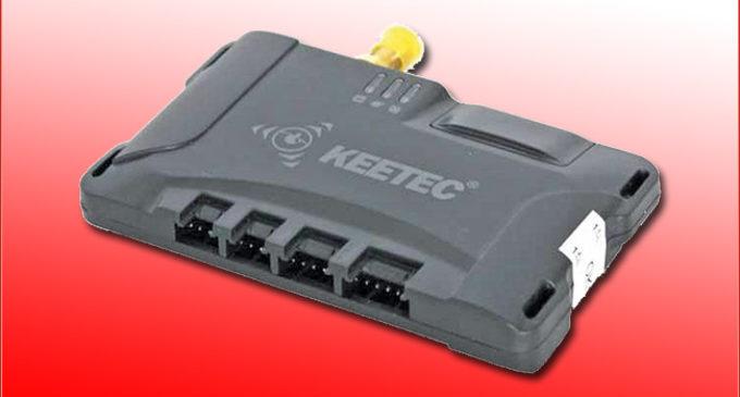Keetec GPS Sniper: GPS/GSM Ortungsmodul