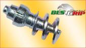 Schraub-Spikes für ATVs: für alle Fahrzeuge universell einsetzbar