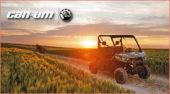 Can-Am Defender HD5: BRP kündigt mit dem HD5 seine Neuvorstellung für 2017 an