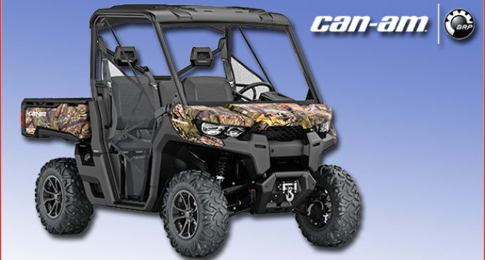 Side-by-Side: Can-Am Defender heißt jetzt Traxter