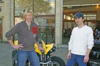 Stefan Philipp und Rainer Hug: können mit einer Reihe limitierter Weltneuheiten aufwarten