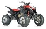 C-Serie: Erhältlich mit ITP Sand Star Tires