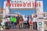 Zufrieden mit ihrem Abschneiden in Portugal: die Deutschen Quad-PilotInnen