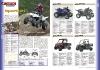 Auf 100 Seiten: die aktuellen ATVs und Quads von Aeon bis Yamaha