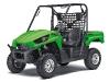 Teryx 750 FI 4x4 Sport: mit Standard-Neuerungen für 2010