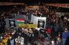 Feiern das Comeback der Fighterama: 16.000 Besucher