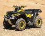 Can-Am Outlander 800 R X xc: Renegade-Technik unter Outlander-G'wand