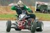 GasGas Wild HP 450 SuperMoto: Testfahrten auf dem Nürburgring