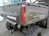 AW Quadperformance: dezenter LED Miniblinker über dem Original-Rücklicht der aktuellen Polaris Ranger