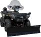 Polaris Sportsman 500 H.O.: aktuell mit Windschutzscheibe, Seilwinde, Schneeschild und Griffheizung zum Aktionspreis erhältlich