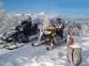 Berry Weishaupt: bietet im Winter Ski-Doo- und Quad-Touren