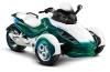 Can-Am Spyder Roadster: 50% weniger Verbrauch mit Hybrid-Antrieb