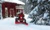 ATV made by Honda: Allrounder, mit dem sogar die Schneeräumung Spaß machen kann