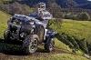 Neues Gesicht: die 2011er Kawasaki Brute Force 750 4x4i EPS ist am veränderten Grill und der Anbringung der Lampen zu erkennen
