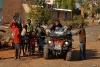 Gerry Mayr: mit MotoBionics ATV 6.0 von Konstanz nach Dakar