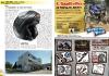 ATV&QUAD Magazin 2011/05, Seite 14-15, Aktuell: News & Trends Uvex: Klapphelm 'gt 500' für Tourer