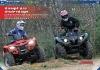 ATV&QUAD Magazin 2011/05, Seite 24-25, Vergleichstest: Can-Am Outlander 400 gegen Yamaha Grizzly 450