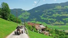 Can-Am-Spyder-Treffen 2011: Tour nach Kitzbüehl über zauberhafte Umwege