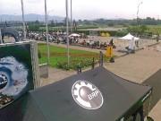 Can-Am-Spyder-Treffen 2011: mit Stunt-Attraktionen und Fahr-Parcours