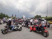 Can-Am-Spyder-Treffen 2011: Ausfahrt italienisch organisiert