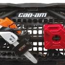 Zubehör für Can-Am Commander: Befestigungssystem für Spritkanister, Zusatzlampen und Arbeitsgerät