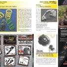 ATV&QUAD Magazin 2011/07-08, Seite 18-19, Aktuell: News & Trends  TMF Racing: Kupplungsfedern-Kit von Dalton  K&S Quad: Lenkungsdämpfer  QTV Quad-Teile-Vertrieb Mohrland: Universal Tankdeckel